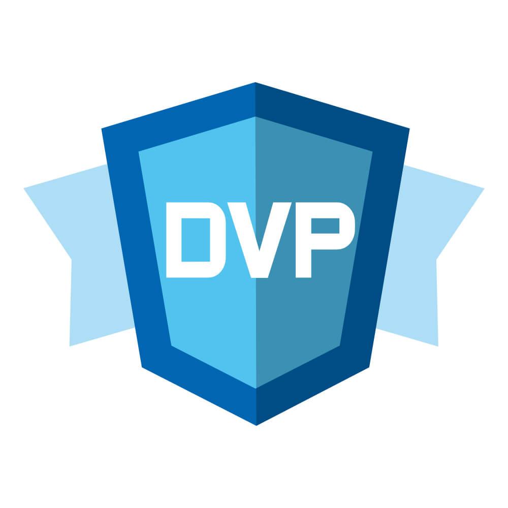 Webauftritt und Logo Design für DVP Versicherungs-Profis