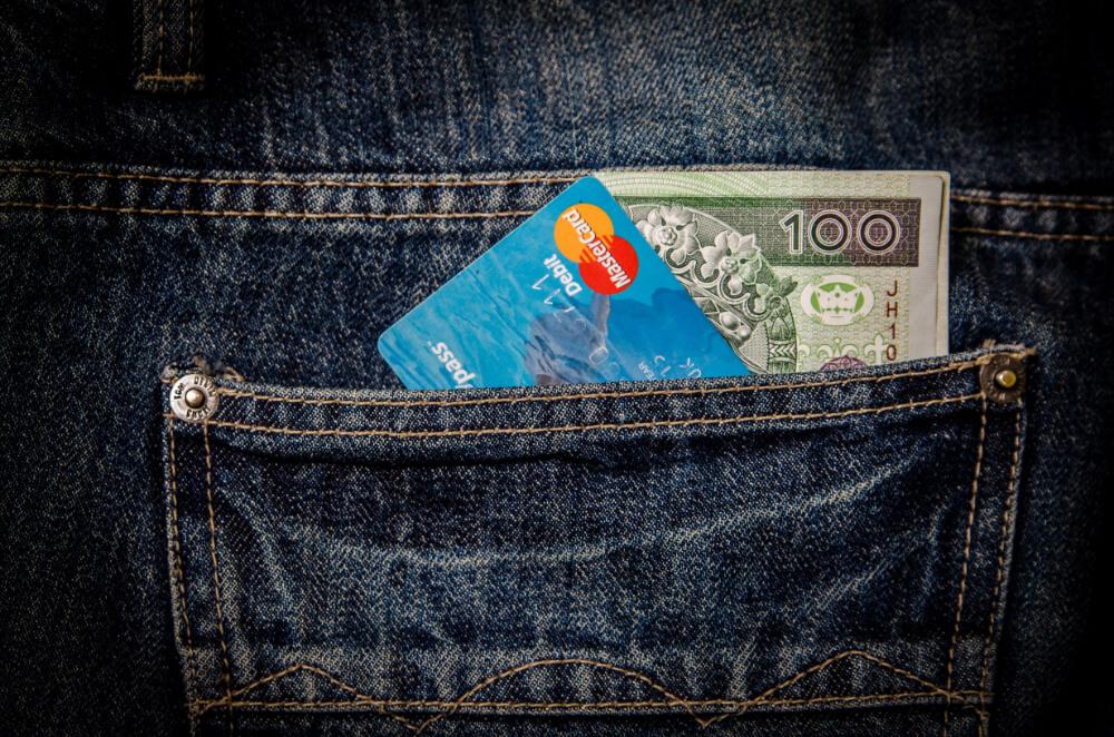 Werbepsychologie: Geldköder - Kreditkarte vs. Bargeld