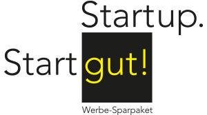 Startup Werbung und Webseite für Selbständige