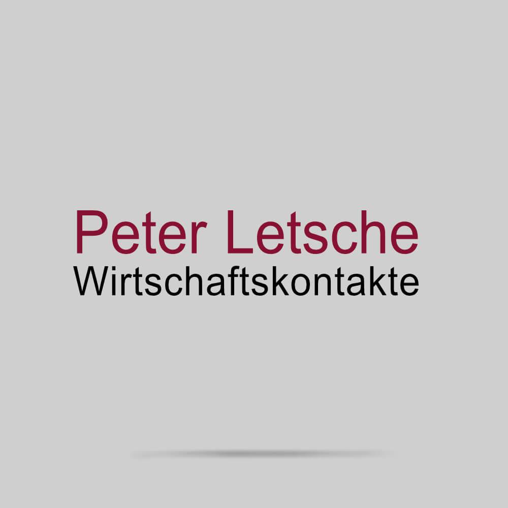 Newsletter für Peter Letsche Wirtschaftskontakte