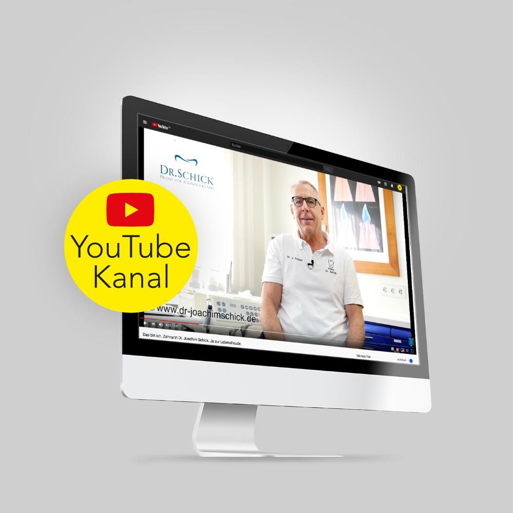 YouTube Kanal aufbauen – Social Media