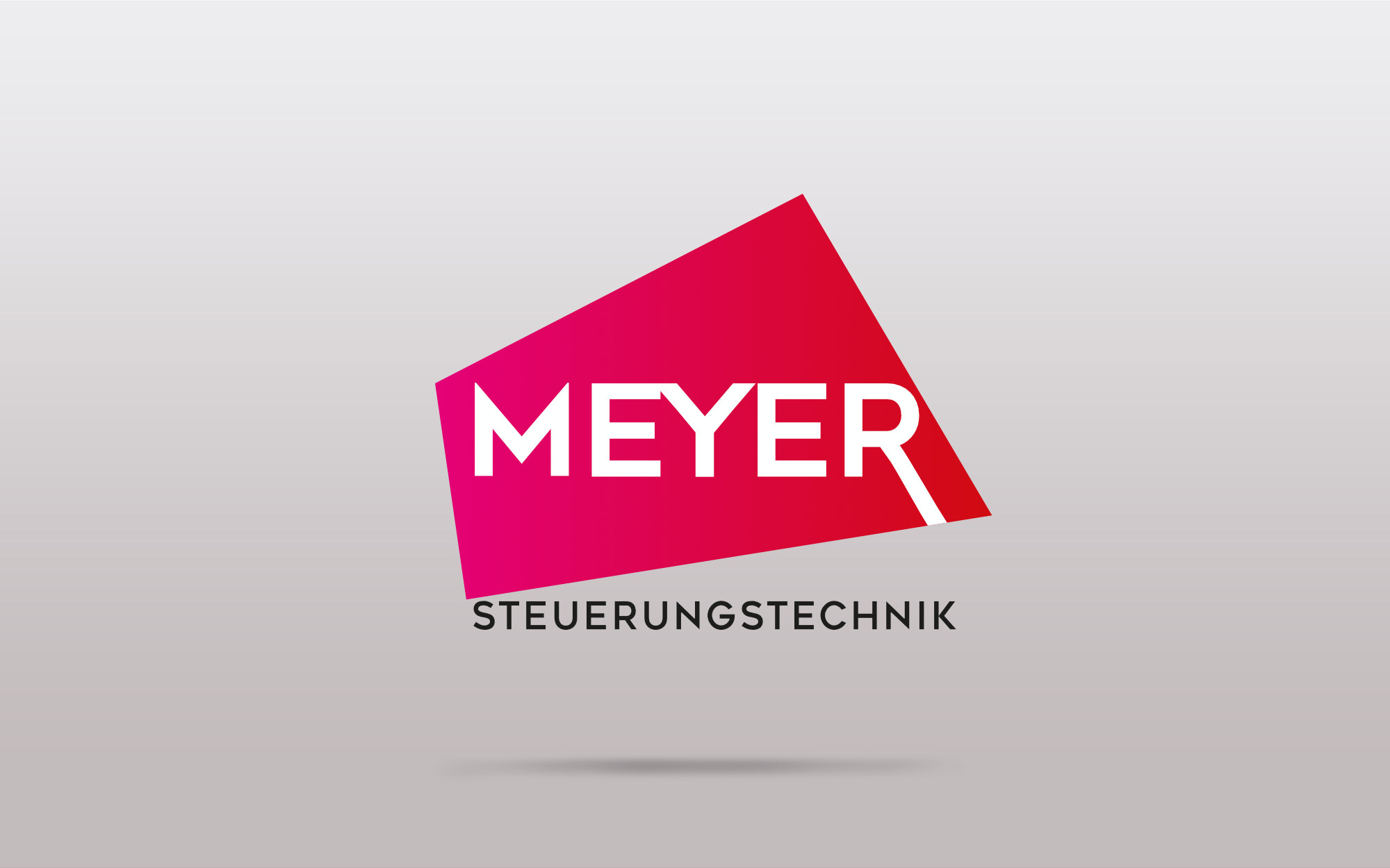 Portfolio Corporate Design Meyer Steuerungstechnik