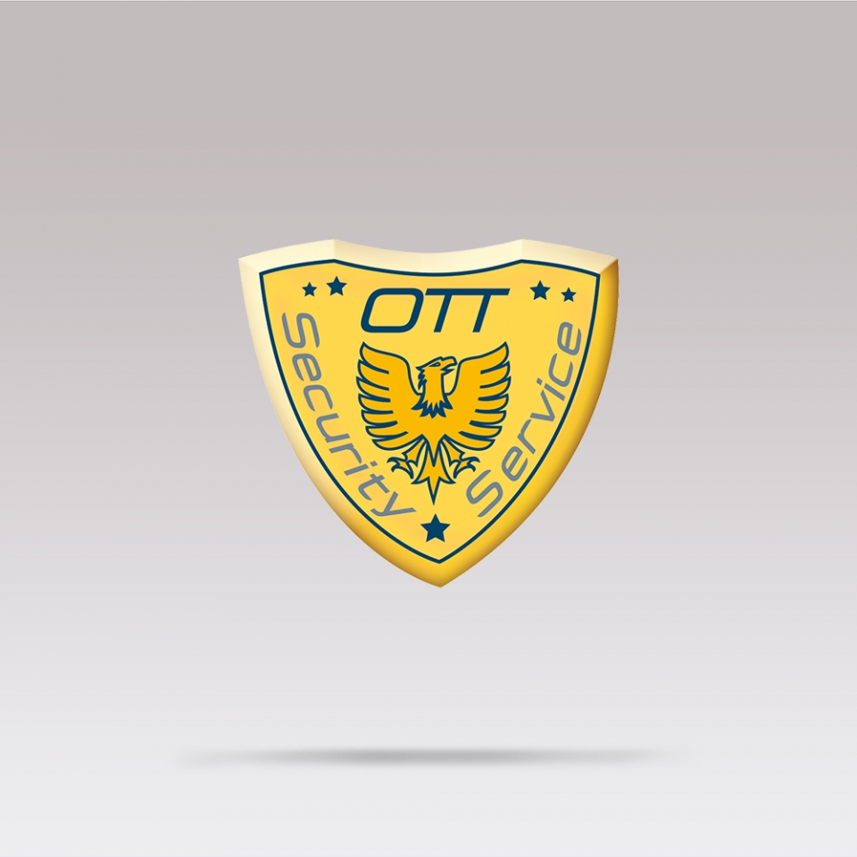 Ott Security Corporate Design