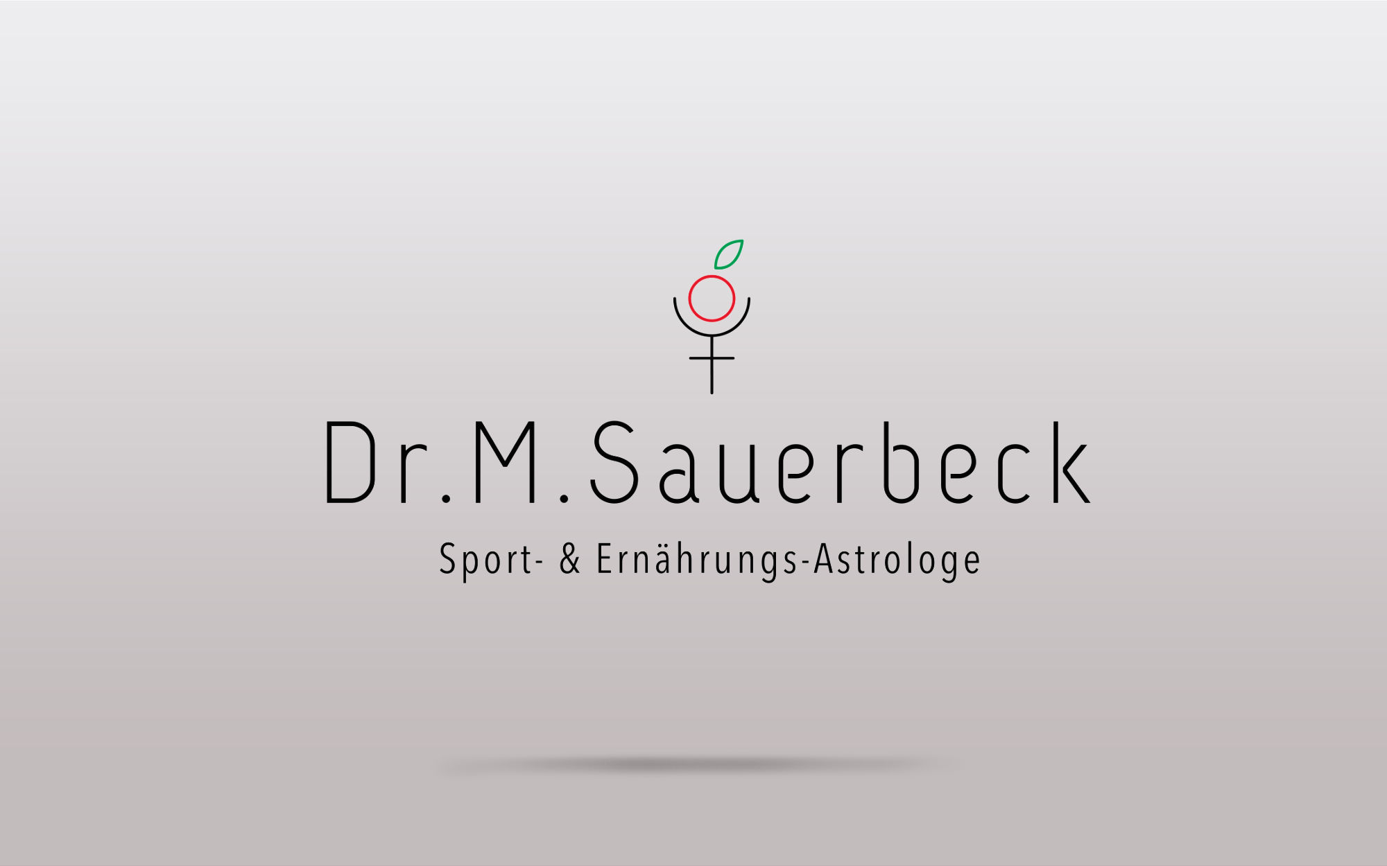 Corporate Design Logo Sauerbeck