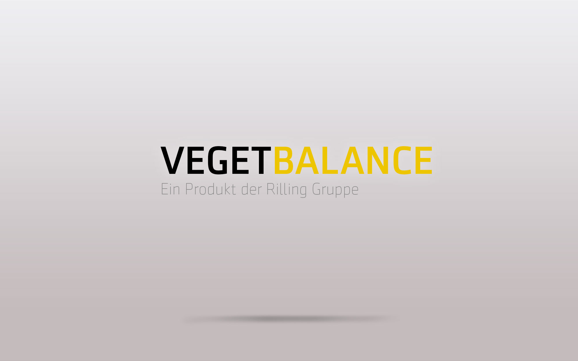 Corporate Design - VegetBalance