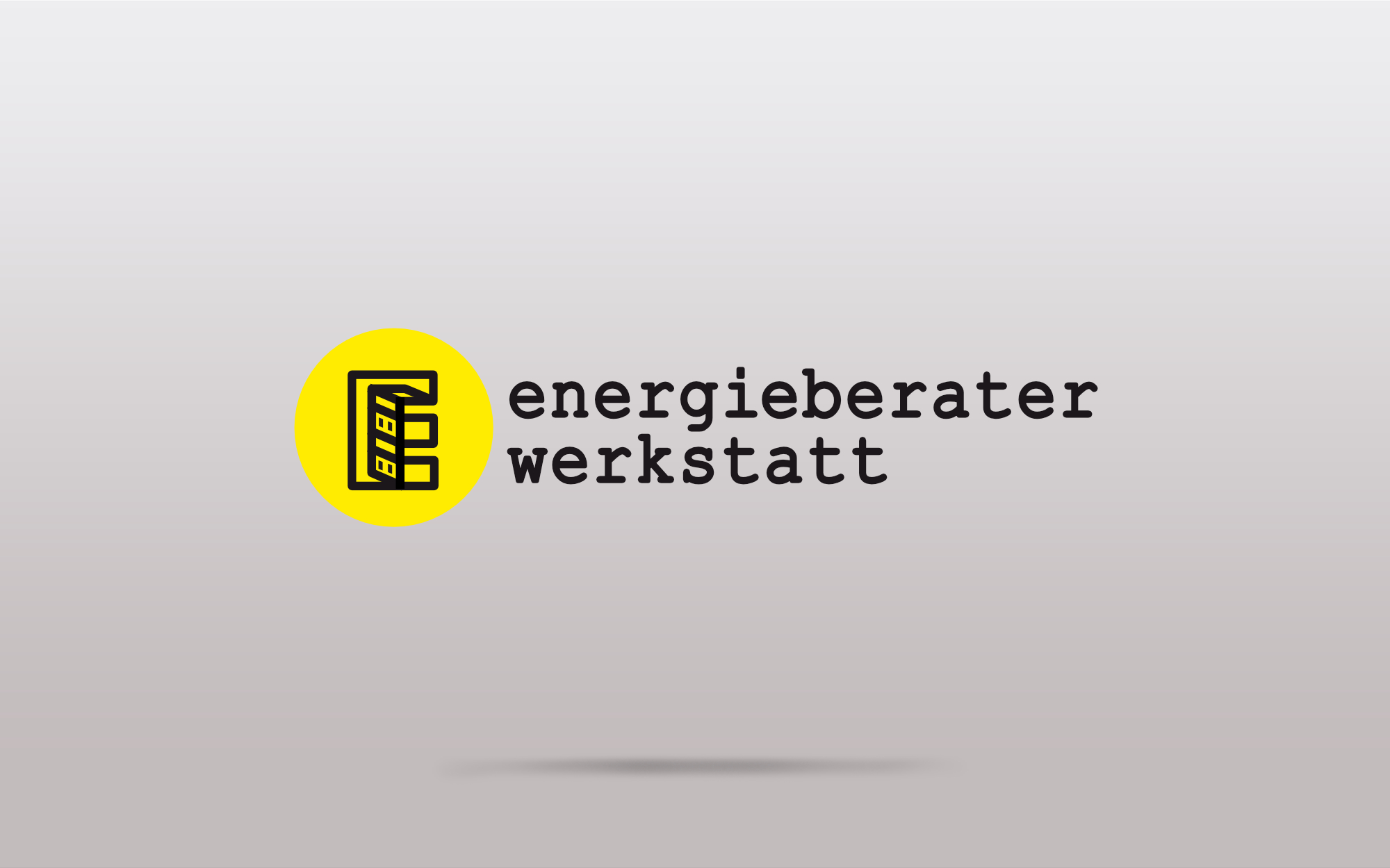 Corporate Design - Energieberater Werkstatt