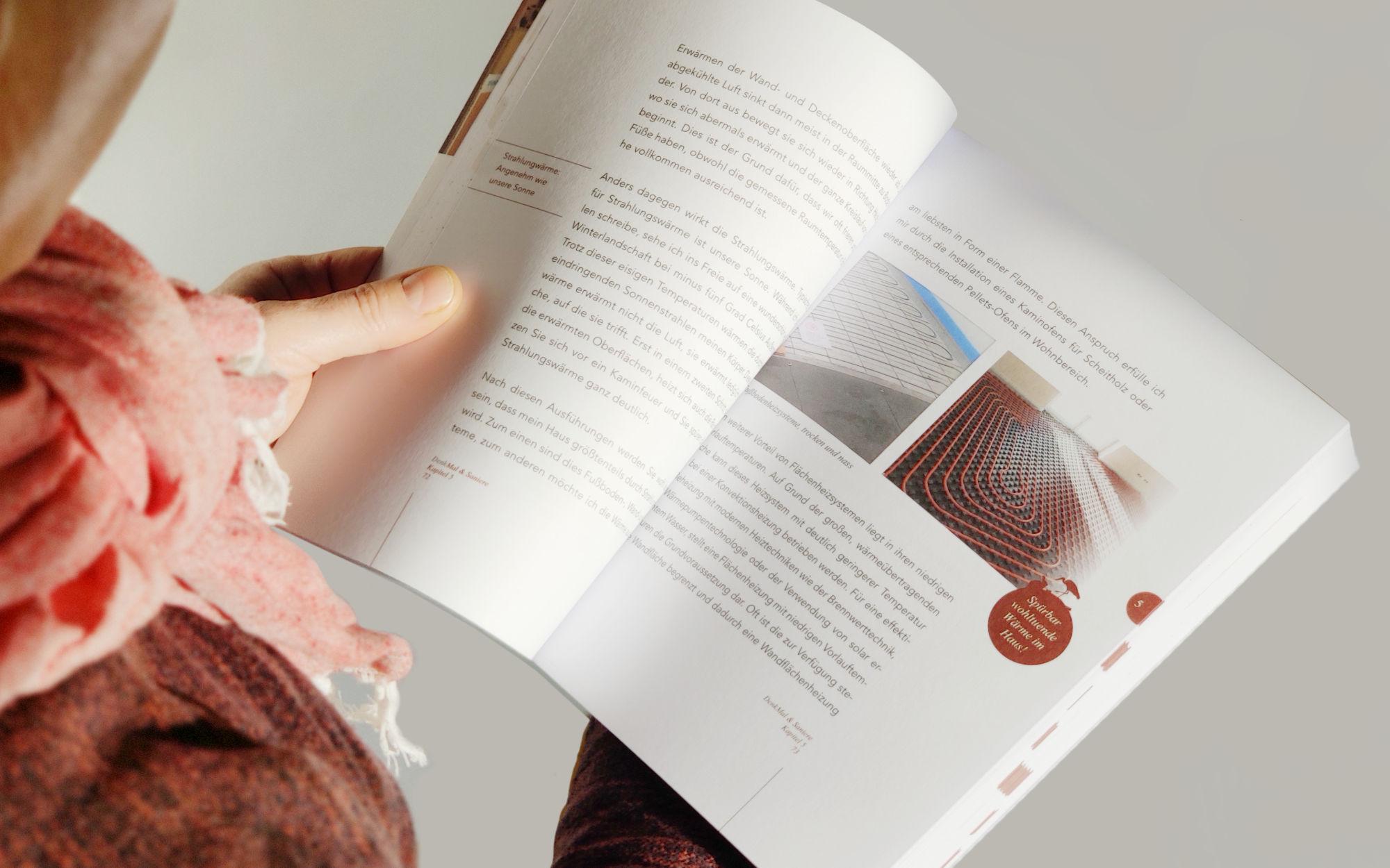 Portfolio Print - Fachbuch TOMs GmbH
