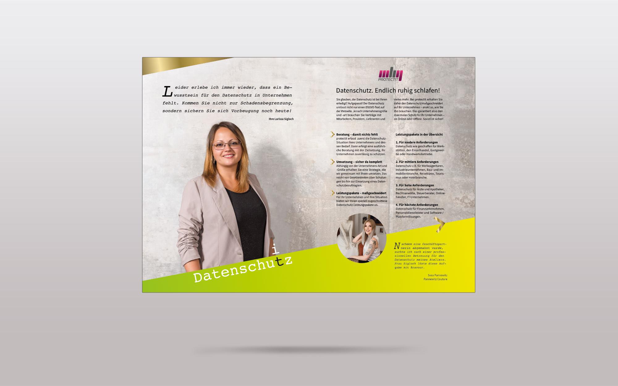 Portfolio Print mhg