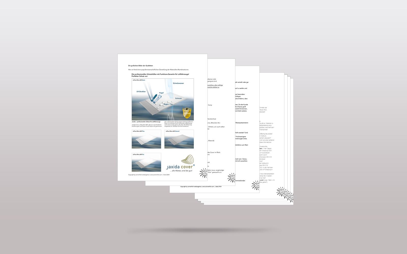 Portfolio Strategie Jaxida Cover