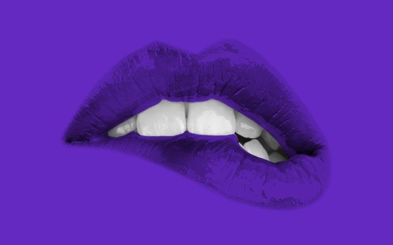 Ultra Violet - Farbe des Jahres 2018